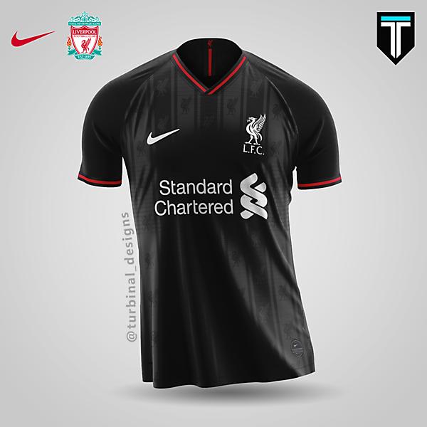Liverpool x Nike - Third Kit