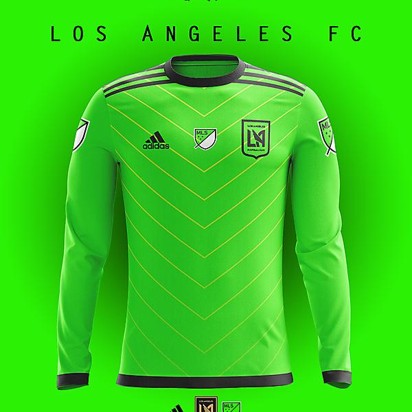 Los Angeles FC - GK kit
