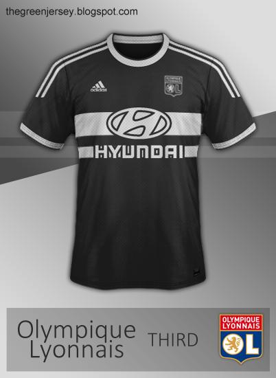 Lyon Third - Fantasy Kit