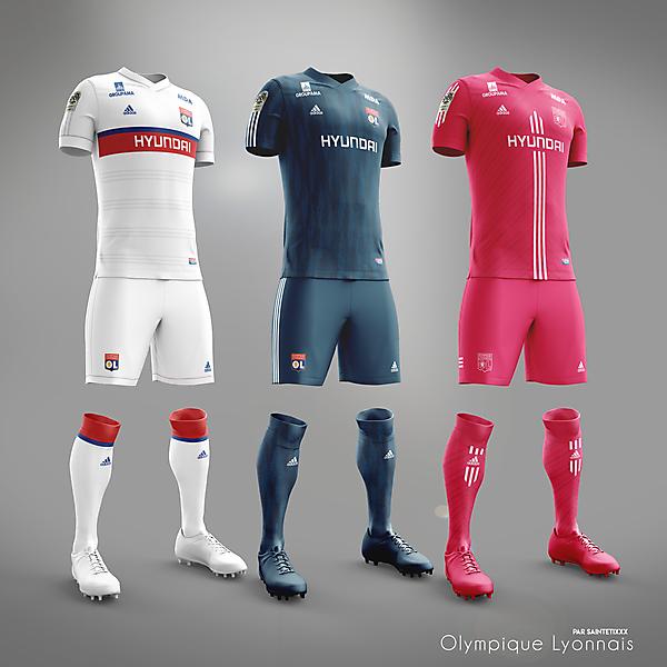 Lyon x Adidas Concept