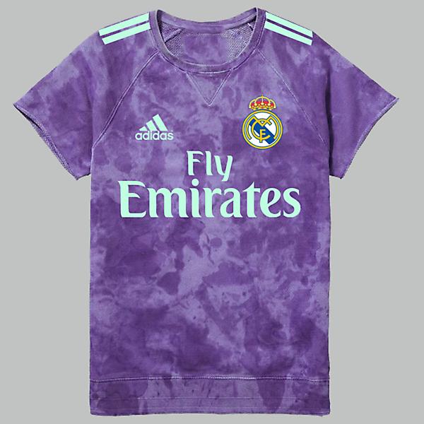 Madrid Away 2017