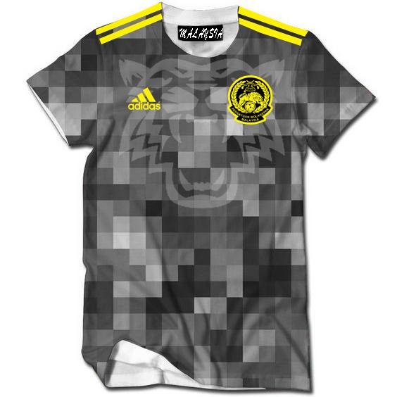 Malaysia Adidas 2017