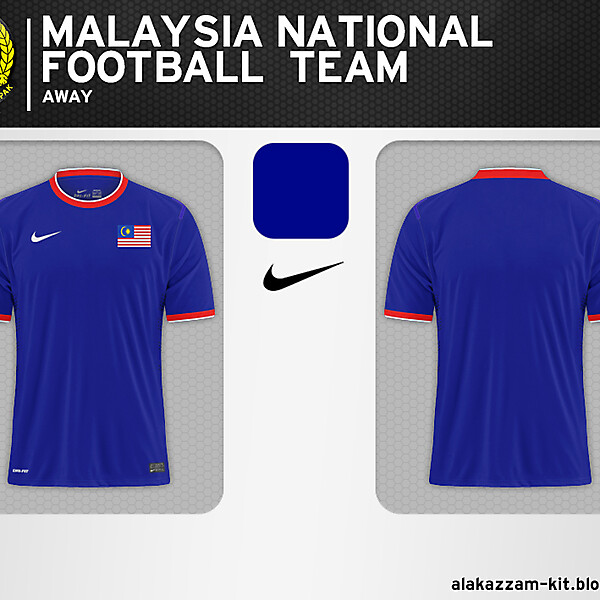 Malaysia Away