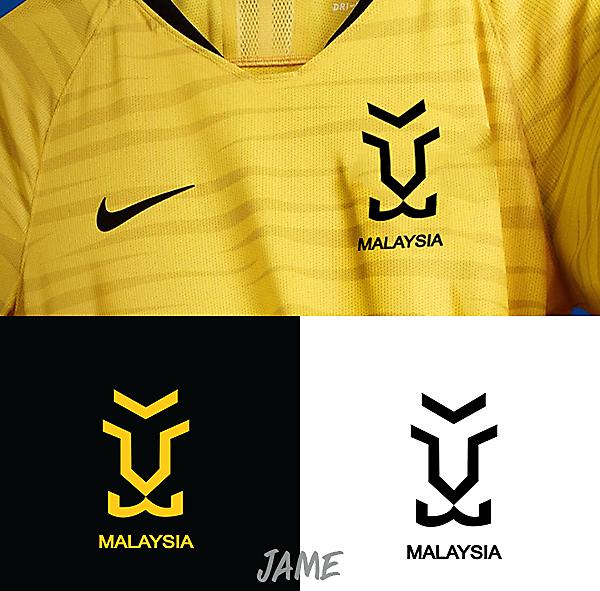 Malaysia Logo Football 2020