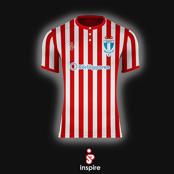 Malmö FF Away Kit