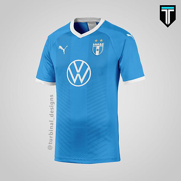 Malmö FF x Puma - Home Kit Concept