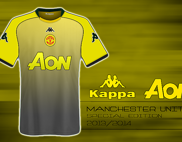 Manchester UTD Special Edition (Kappa)