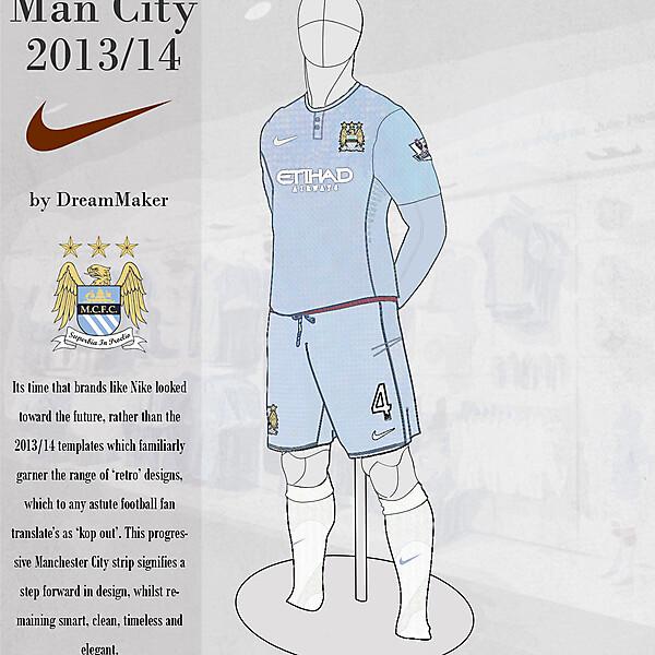 Manchester City 2013/14