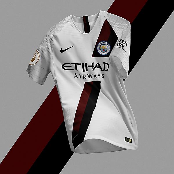 Man. City Third Concept Kit