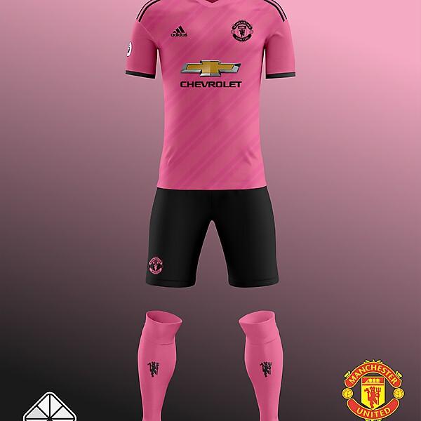 Man United 2018-2019 Away Kit Leaked