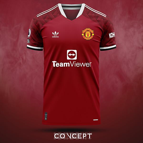 Man United Home