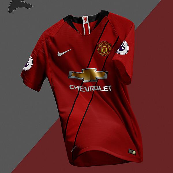 Man United x Nike home