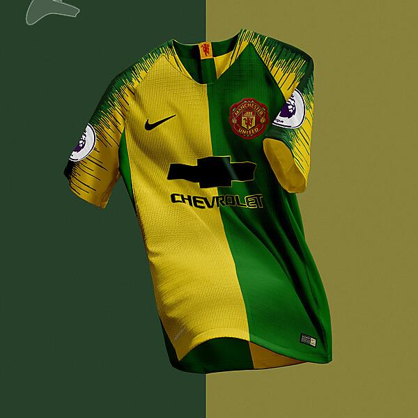 Man United x Nike third
