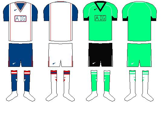 Manchester United 3rd Kit