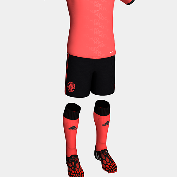 Man Utd 3rd