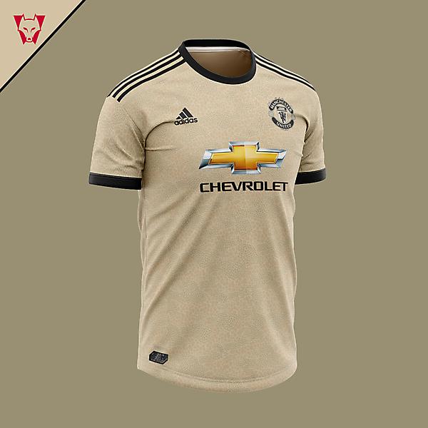 Man Utd away 19 20