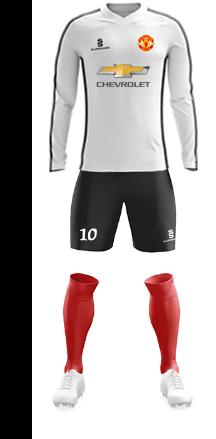 Man UTD Away 2019 Confirmed Kit