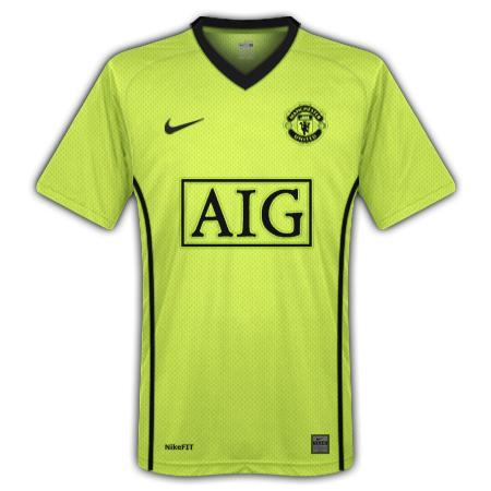 Man Utd Green