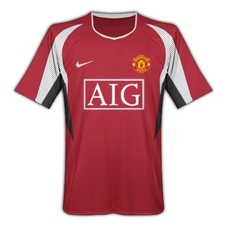 Manchester United Home Fantasy