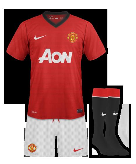 Man Utd. fantasy 2012-2013