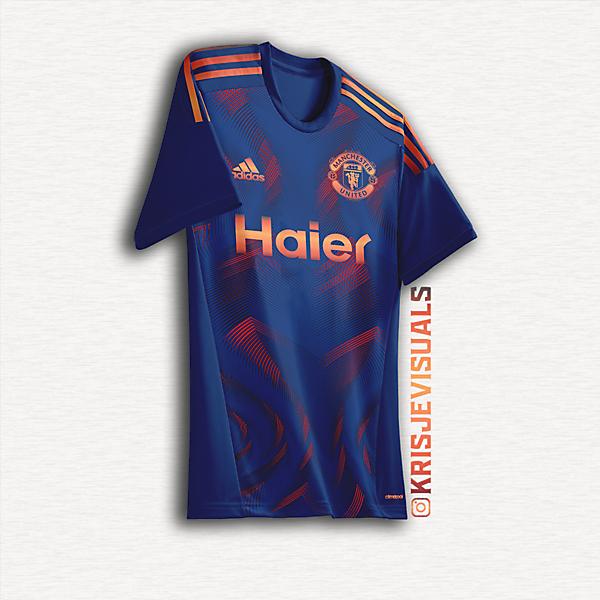 Man Utd x Adidas