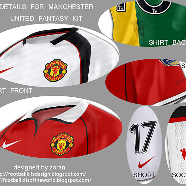 Manchester United fantasy details