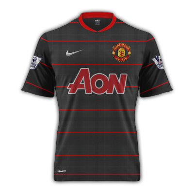 Manchester Uinted Away Fantasy