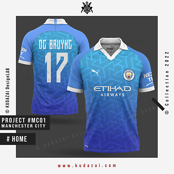 Manchester CITY -Home