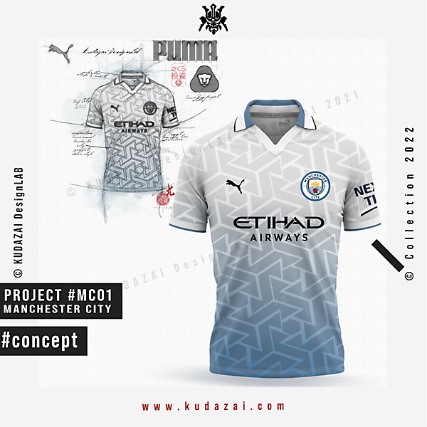 Manchester CITY -Home study