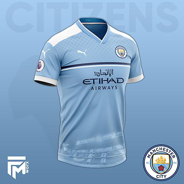Manchester City 2020/21 Concept - Stadium Design
