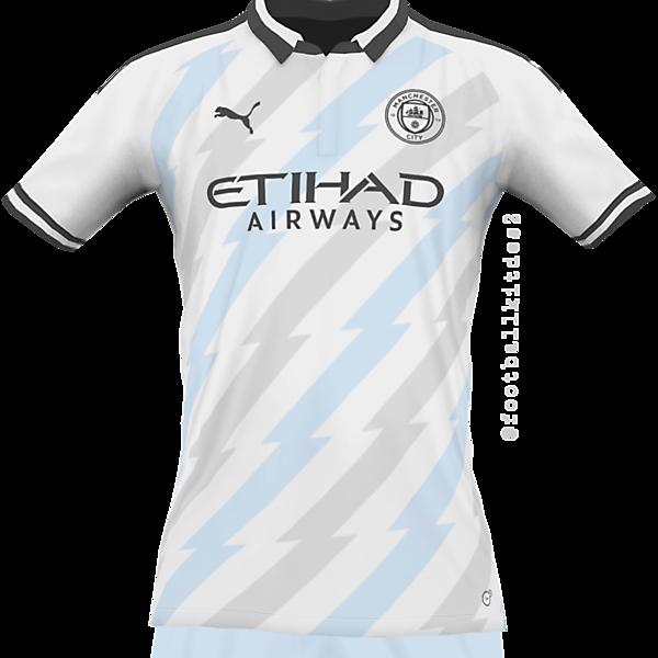 Manchester City 2nd