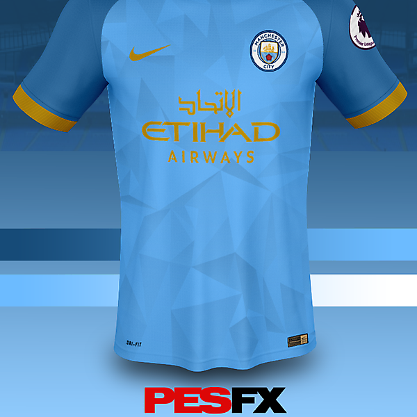 Manchester City | 2018/19 Home Concept Kit