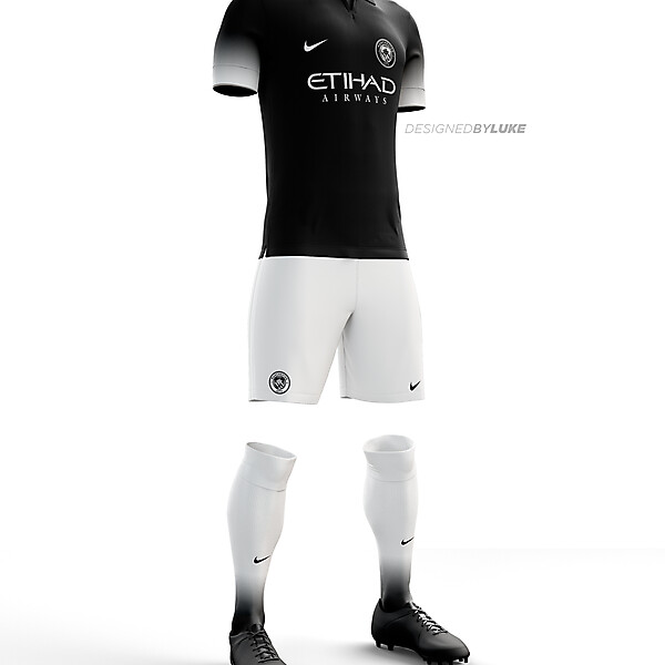 Manchester City Away 16/17