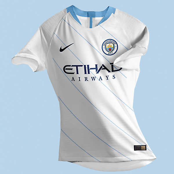 Manchester City Away Concept Kit
