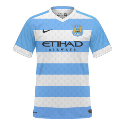 Manchester City Away Fantasy Kit