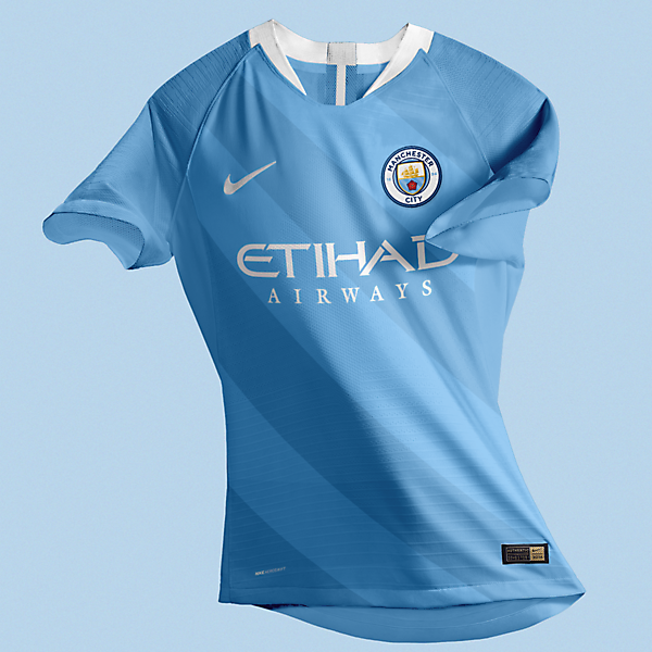 Manchester City Home Concept Kit