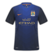Manchester City Nike Away Concept