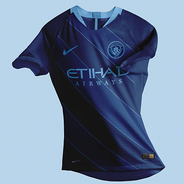 Manchester City Third Concept Kit