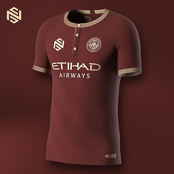 Manchester City Third x NS