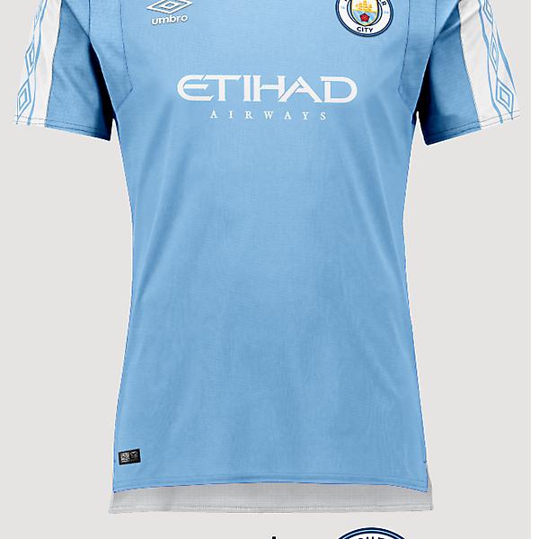Manchester City x Umbro
