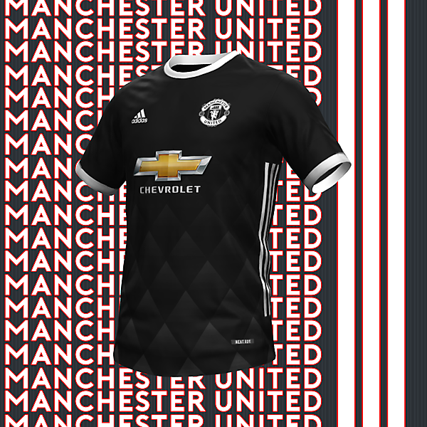 Manchester United 2021/22 Away Kit Concept