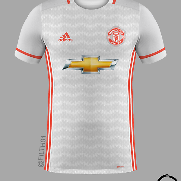 Manchester United 3rd