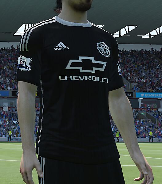 Manchester United 3rd kit 15/16 fantasy