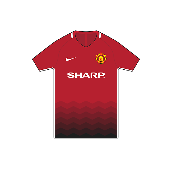 Manchester United • Home