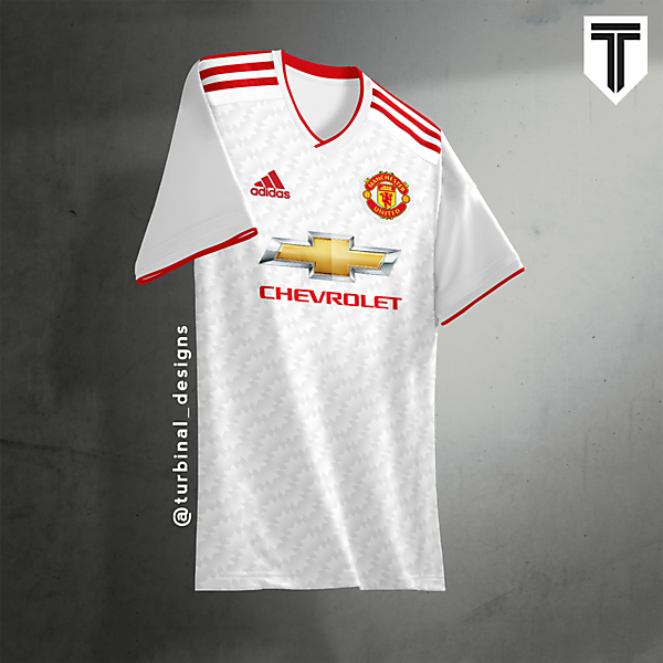 Manchester United Away Concept Kit