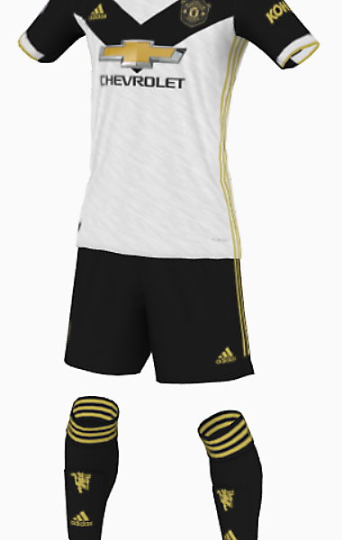 Manchester United Concept Away Kit