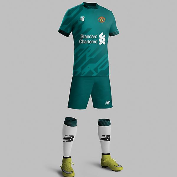 manchester united fantasy kit