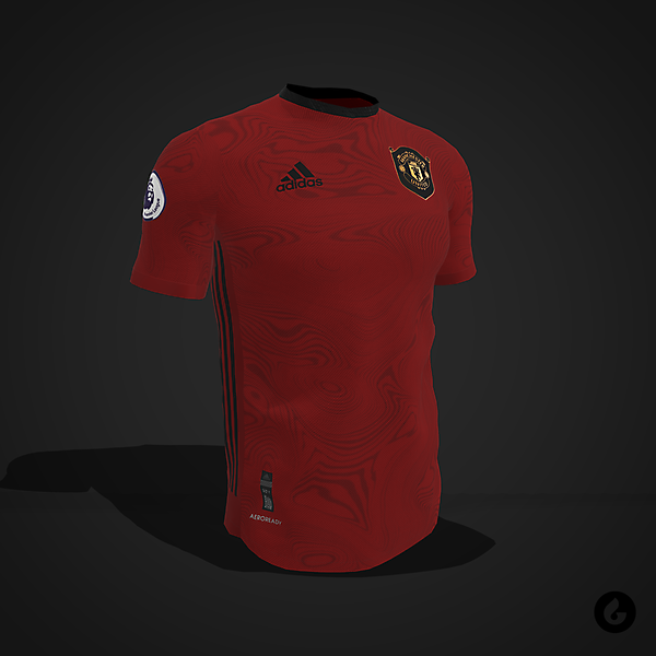 Manchester United Home Adidas Concept Kits