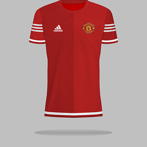 Manchester United Home Kit / Adidas