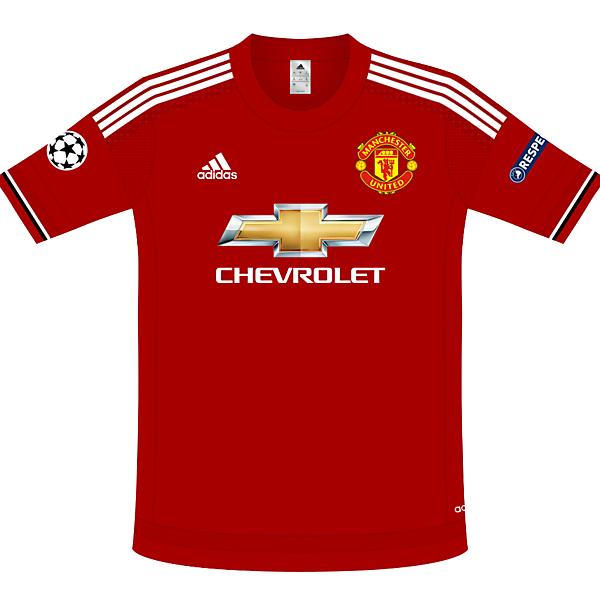 Manchester United: home (prediction)